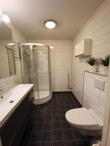 Ванная комната в Ilevegen 15