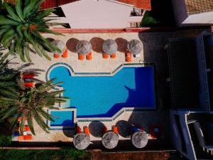 A view of the pool at Lena Studios or nearby