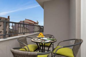 Balkon ili terasa u objektu Emilia Lofts