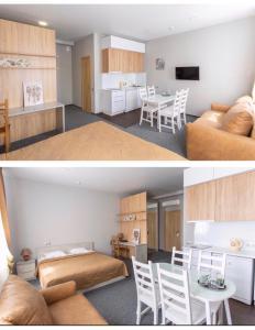 Гостиная зона в Апарт-отель Ямской посад