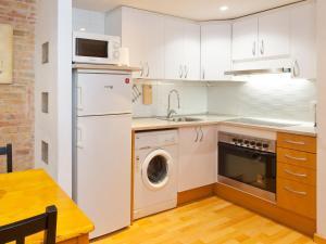 Cucina o angolo cottura di Apartment Blasco de Garay