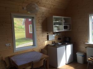美吉里度假屋廚房或簡易廚房
