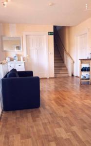 Гостиная зона в Ela Apartments Berlin