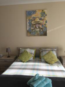 Un ou plusieurs lits dans un hébergement de l'établissement Residentie Royal Park
