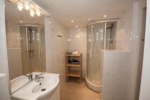 Ein Badezimmer in der Unterkunft Vakantieappartement Sea Gull