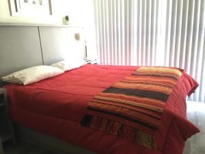 Una cama o camas en una habitación de Baritur