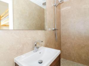 A bathroom at Bramble, Norwich