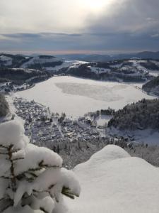 Rekreačný domček Judka v zimě