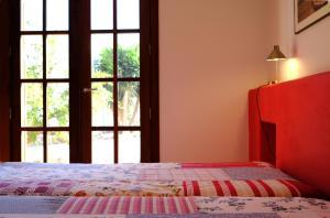Cama o camas de una habitación en La Posidonia
