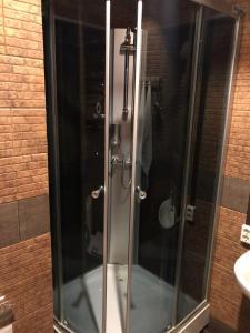 Ванная комната в Апартаменты Шале