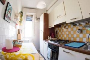 Cucina o angolo cottura di Turquoise House