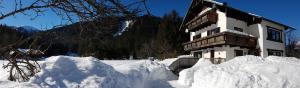 Ferienwohnung Peter Egger im Winter