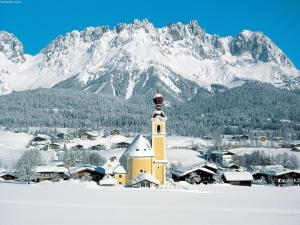 Bergkaiser durante o inverno
