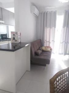 Zona de estar de Apartamento ar condicionado
