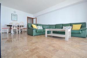 A seating area at Habana