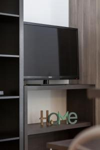 TV/Unterhaltungsangebot in der Unterkunft Luxury Apartment in Cervantes