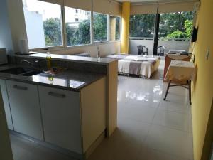 Una cocina o kitchenette en SOLAR DEL ABASTO