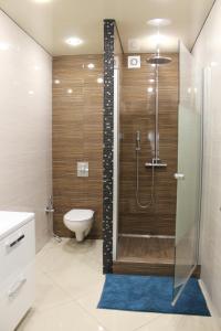 حمام في Holiday Home Solnechnaya Polyana
