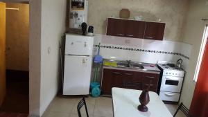 Una cocina o kitchenette en Kaizen