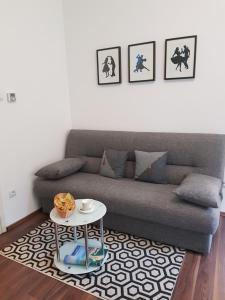 Posedenie v ubytovaní Apartman Zelengaj