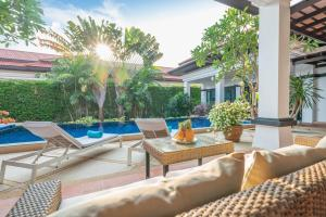 The swimming pool at or near Jewels Villas Phuket