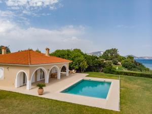 The swimming pool at or near Zante Vista Villas