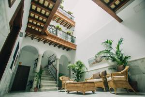 Apartamentos casa palacio