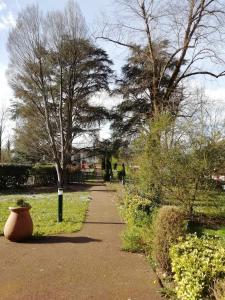 A garden outside Residence Parc Arradoy