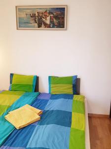 Lova arba lovos apgyvendinimo įstaigoje Schwarzort apartment