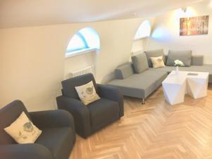 Oleskelutila majoituspaikassa Great apartament in a heart of Tallinn