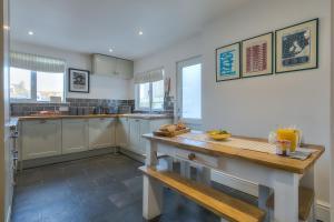 Кухня или кухненски бокс в Sea Ayr