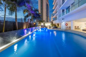 The swimming pool at or near Wyndham Surfers Paradise