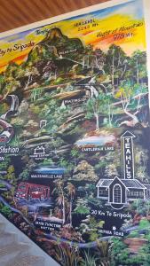 Vue panoramique sur l'établissement Tea Hills Bungalow