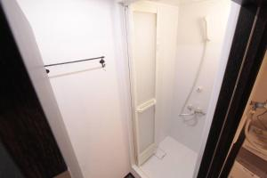 A bathroom at ACT one