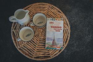 Set per la preparazione di tè e caffè presso Filiberto al quarto