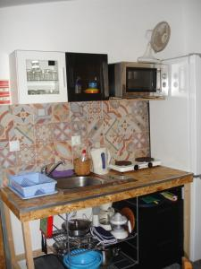 A kitchen or kitchenette at Canto do Melro