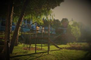 Zona de juegos para niños en Residencia Pioneros