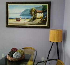 A television and/or entertainment centre at Apartamento 709 Norte
