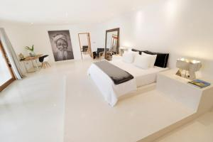Salle de bains dans l'établissement The Apartments Ubud