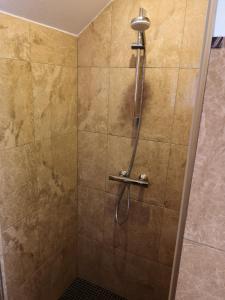 A bathroom at Dabaicēni