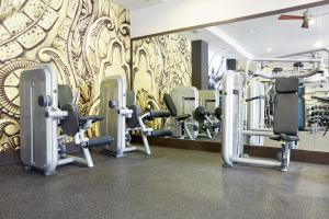 The fitness center and/or fitness facilities at Sonder — Pearl District