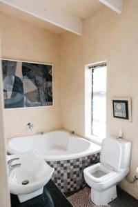 A bathroom at Ocean View