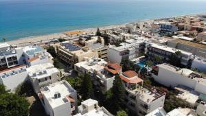 Άποψη από ψηλά του Sunset Apartments