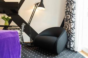 Zona de estar de City Stay Vienna – Lugeck