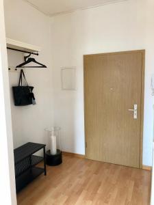 TV/Unterhaltungsangebot in der Unterkunft Kaßberg-Apartment am Puls der Stadt