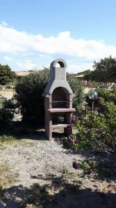 BBQ facilities available to guests at the vacation home