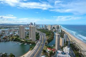 A bird's-eye view of Fantastic Ocean View Suite by Hostrelax GCRDW5P3