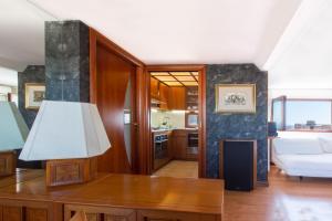 Ein Badezimmer in der Unterkunft Cagliari Upper House