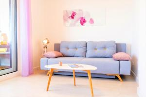 A seating area at Dubrovnik Colors - Old Town View Apartment No1