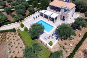 A bird's-eye view of Villas Armeno - Evangelia